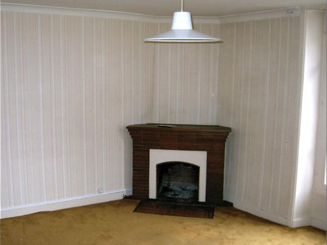 Le blog un nouveau design pour une ancienne cheminee - Fausse cheminee ancienne ...