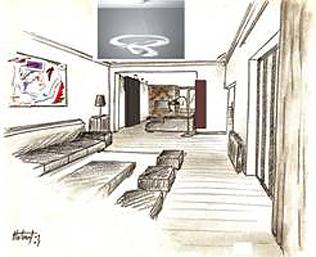 le blog luminaire realisation d 39 une suspension. Black Bedroom Furniture Sets. Home Design Ideas